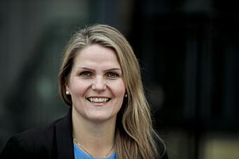 Språksjef Karoline Riise Kristiansen.