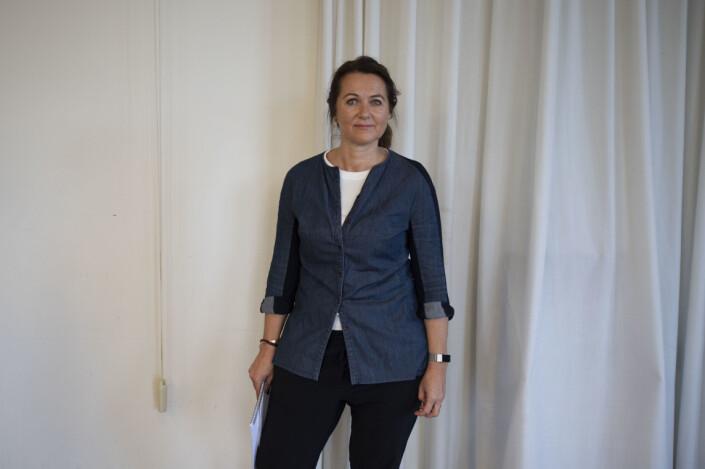 Reidun Kjelling Nybø, Norsk Redaktørforening. Foto: Roger Aarli-Grøndalen