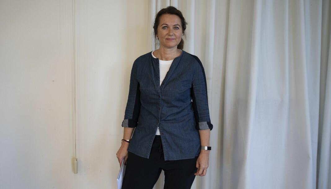 Reidun Kjelling Nybø er assisterende generalsekretær i Norsk Redaktørforening. Hun ber mediene bidra til økt åpenhet rundt selvmord.