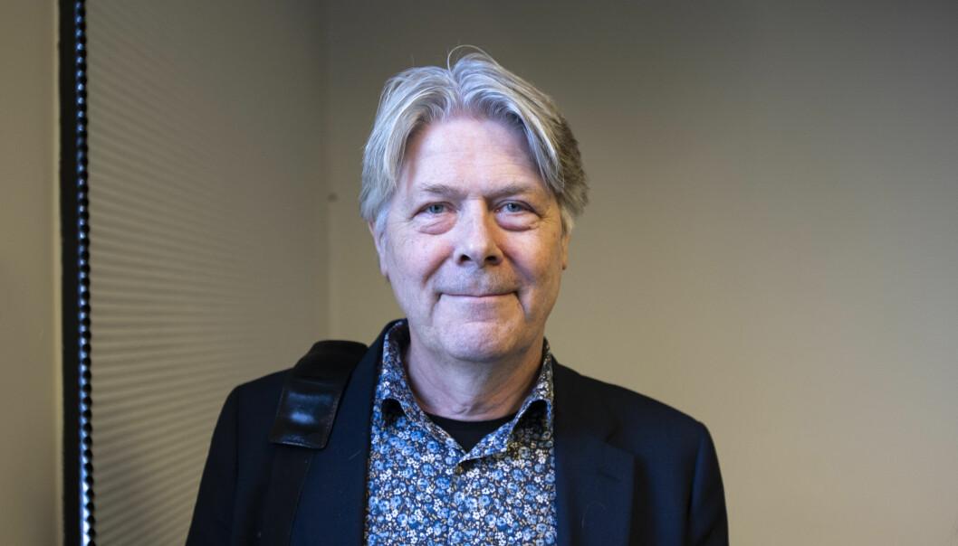 Redaktør og kommentator Erik Stephansen i Nettavisen. Foto: Roger Aarli-Grøndalen