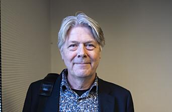 Redaktør Erik Stephansen i Nettavisen.
