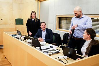 Lokalavis i retten: Advokat antyder flere hundre tusen i oppreisning til taxieier