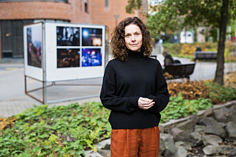 Høgskolelektor i fotojournalistikk ved Oslo Met, Ellen Lande Gossner.