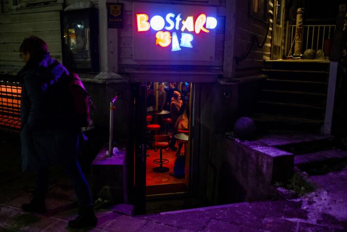 Bastard Bar i Tromsø.