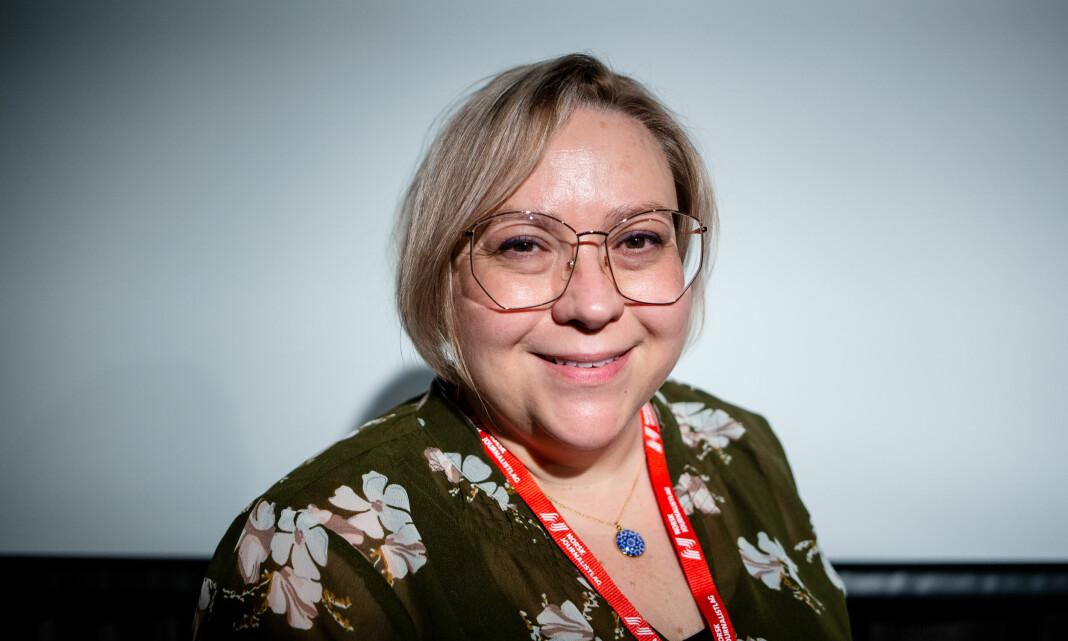 Ann-Kristin Hanssen ble valgt til ny leder av NJ Nord
