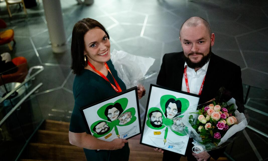 Avisa Nordland vant den siste HSJ-prisen for historien om «Jenta ingen kan hjelpe»