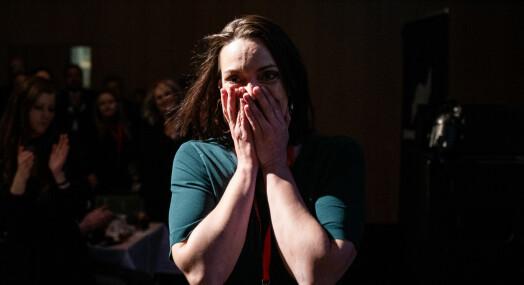 Avisa Nordland vant Svarte Natta-prisen for historien om «Jenta ingen kan hjelpe»