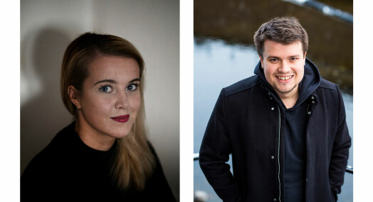 NRK Nyheter ansetter to fotojournalister. Cicilie S. Andersen og Eskil Wie Furunes får fast jobb