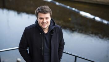 Eskil Wie Furunes slutter i Journalisten etter under åtte måneder. Foto: Kristine Lindebø