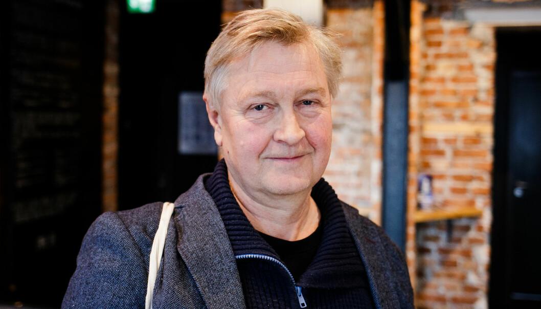Ansvarlig redaktør Kjetil Haanes er kritisk til at Nett.no ikke får pressestøtte. Nå er klagen sendt. Foto: Eskil Wie Furunes
