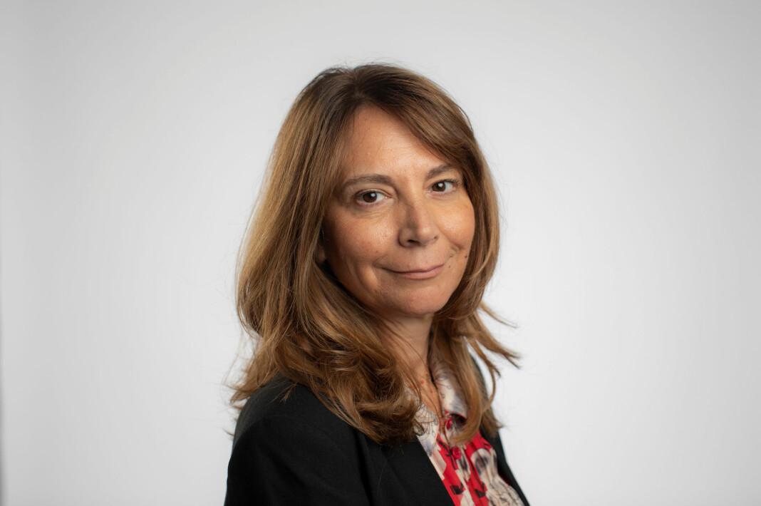 Roula Khalaf er i dag nestkommanderende i FT-redaksjonen. Foto: Charlie Bibby / Financial Times / Reuters / NTB scanpix