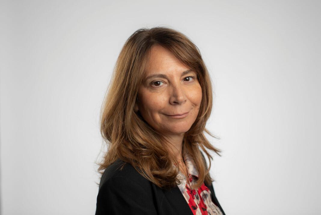 Sjefredaktør Roula Khalaf i Financial Times er på lista over journalister som kan ha blitt overvåket.