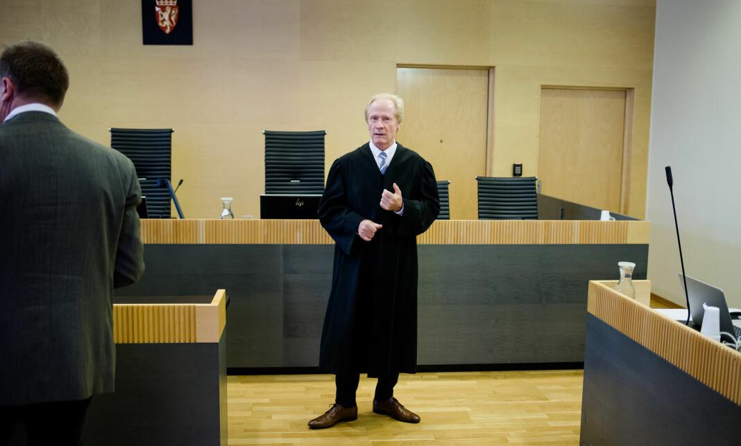 Advokat Per Danielsen har ført Per Kristian Eides sak i tingretten og lagmannsretten, og antar nå at saken bør ankes til Høyesterett. Foto: Eskil Wie Furunes