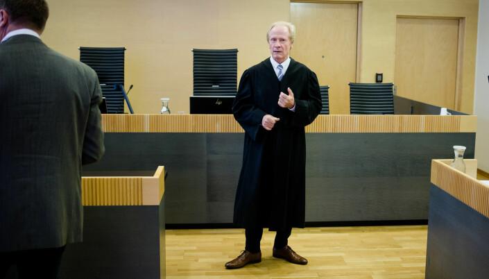 Ba om lukkede dører i ærekrenkelsessak mot Dagbladet. Dommeren sa nei