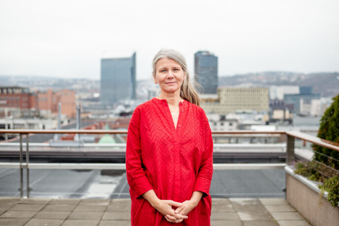 Fotosjef i VG, Annemor Larsen, sier de fleste ønsker å bruke eget kamera, men at VG også kan låne ut fotoutstyr hvis noen trenger.