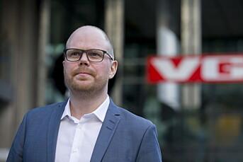 VG-sjefen ber journalistene holde seg unna smitte-appen