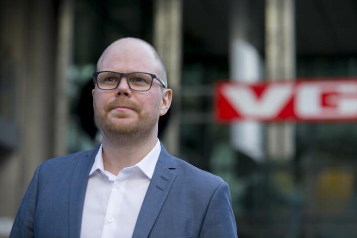 Sjefredaktør Gard Steiro i VG avviste at avisa hadde brutt god presseskikk.