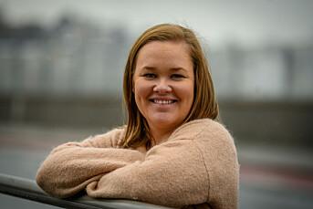 Ine-Elise Høiby er ansatt som redaktør for Svelviksposten