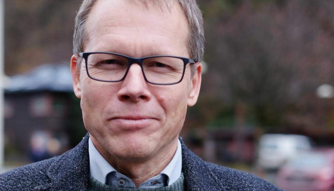 Trond Lepperød er valgt som ny leder for redaksjonsklubben i Nettavisen. Foto: Privat