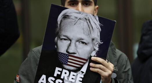 Sverige henlegger voldtekts-saken mot Julian Assange
