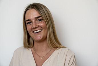 Elise Rønningen: – Det var både morsomt og rart å bla gjennom 1400 nakenbilder i åpent kontorlandskap