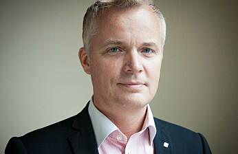 Tor Levin Hofgaard, president for Psykologforeningen. Pressefoto