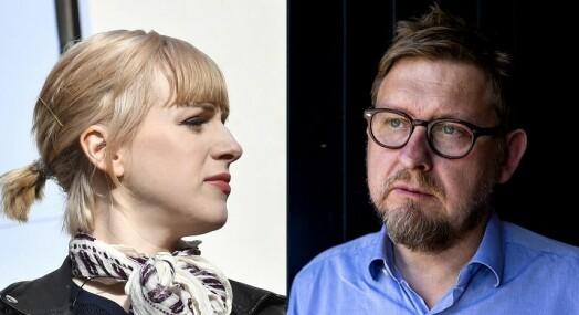 Cissi Wallin funnet skyldig i å ha ærekrenket Fredrik Virtanen med voldtektsanklage i Sverige