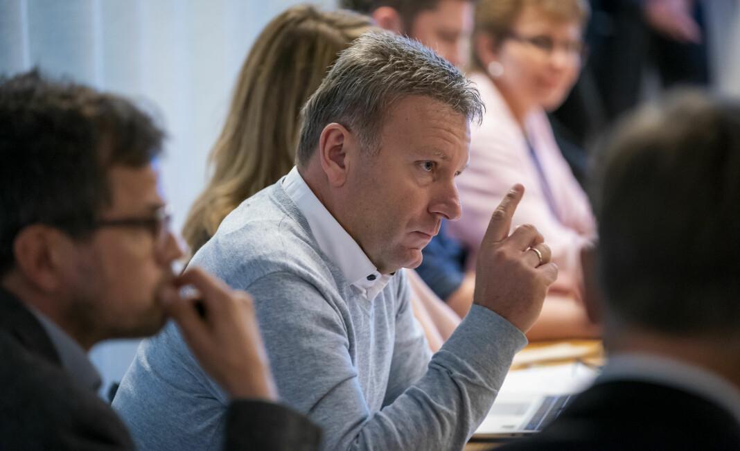 Et eksempel på krenkelseshysteri, mente rådsmedlem og Dagen-redaktør Vebjørn Selbekk. Arkivfoto: Heiko Junge / NTB scanpix