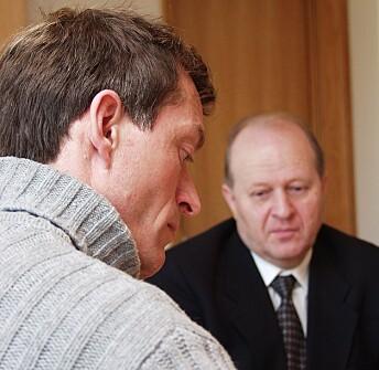 Da Ole Martin Mortvedt ble redaktør for Politiforum, var Odd Einar Dørum sittende justisminister. Foto: Unni Turid Grøndal