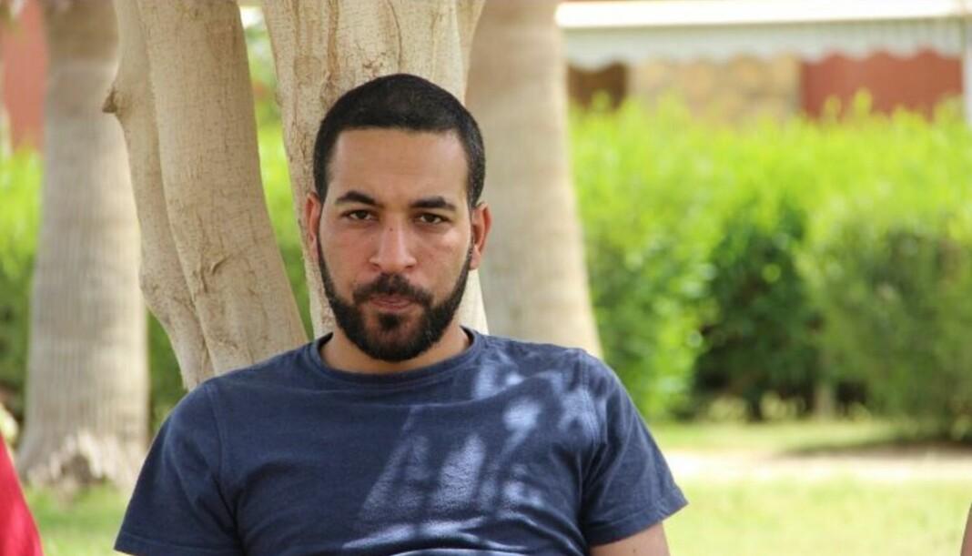 Lørdag ble Shady Zalat, nyhetsredaktør i den uavhengige egyptiske nettavisen Mada Masr, pågrepet av egyptiske sikkerhetsstyrker. Søndag raidet sikkerhetsstyrker redaksjonslokalene til avisen. Foto: AP / NTB scanpix