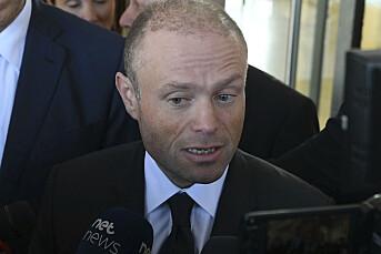 Maltas statsminister benåder ikke forretningsmann mistenkt for journalisdrap