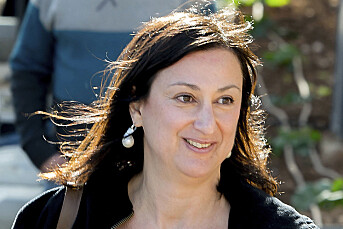 EU vil granske Maltas statsminister etter journalistdrap