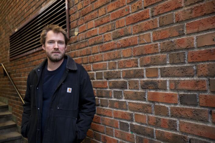 Ole Øyvind Sand Holth er ikke helt sikker på hva han skal gjøre nå, men han har fortsatt lyst til å skrive langt. Kanskje blir det ei ny bok.