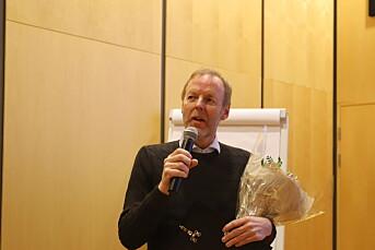 Amedias Erling Brøndmo er kåret til Årets netthode
