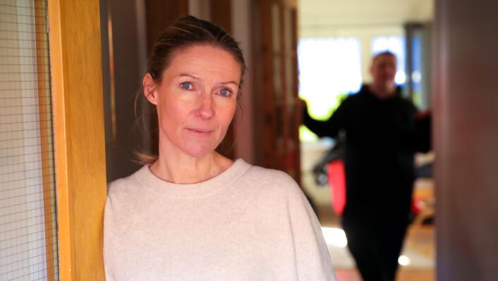 Månedsvis med arbeid og flere avbrutte forsøk ligger bak når Helene sjekker inn på barnevernsinstitusjon
