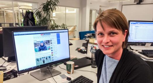 Anne Ekornholmen blir ny politisk redaktør i Nationen