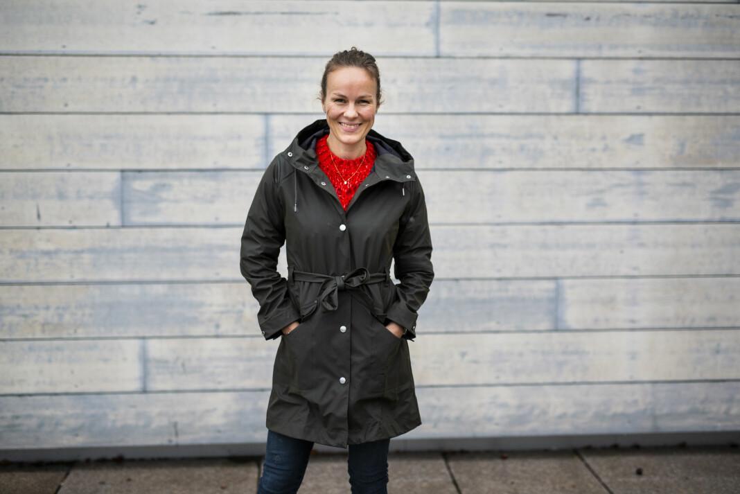 Henriette Ydse Krogstad gleder seg til å jobbe med de fire journalistene i Demokraten og de to i Moss Dagblad, som hun mener er «superdyktige» og veldig selvgående.