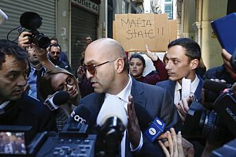 Forretningsmann på Malta siktet for medvirkning til drap på gravejournalist