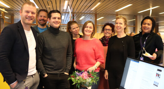 NRK Tyholt satser med ny, digital dybdedesk