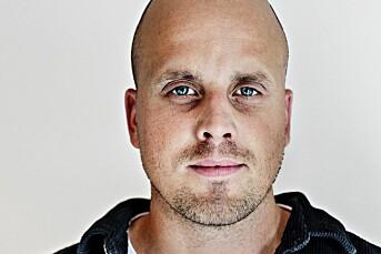 Knut-Eirik Lindblad skal vikariere som leder for Dagbladet Kultur
