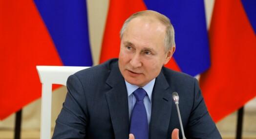 Journalister kan nå bli registrert som utenlandske agenter i Russland