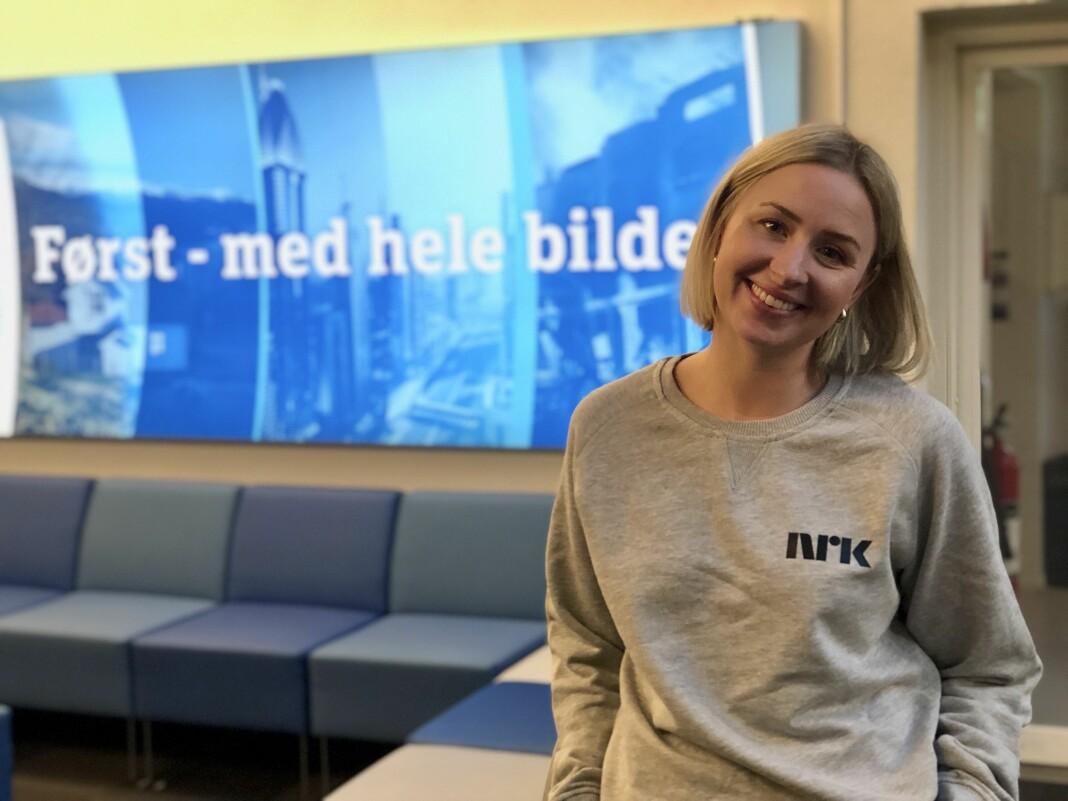 Innenriksavdelingen i Nyhetsdivisjonen får nå Dyveke Sandtorv Nilsen som ny redaksjonssjef.