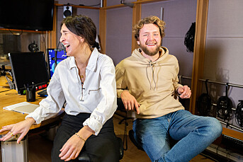 Martin Lepperød og Adelina Ibishi skal lede nye P3morgen