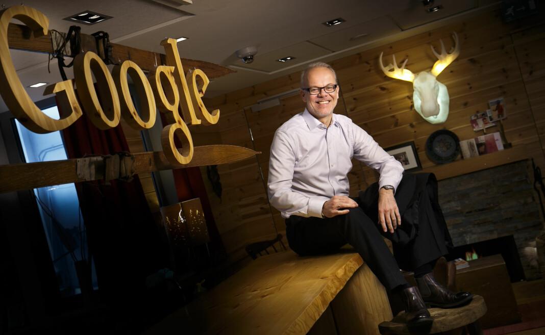 Jan Grønbech forlater Google etter å ha vært norgessjef i 14,5 år.