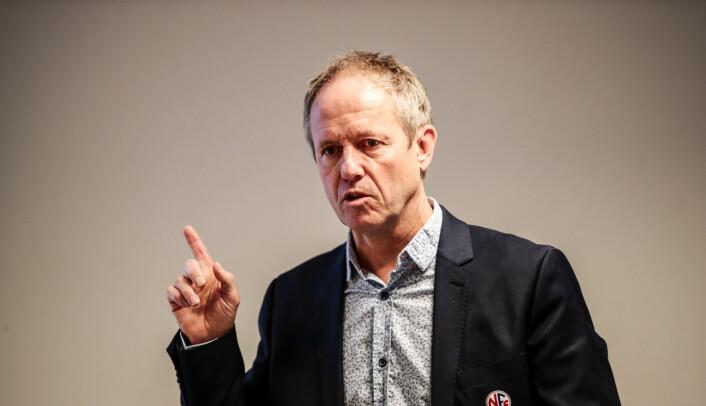 NFF, ved generalsekretær Pål Bjerketvedt, klager Josimar inn for PFU.
