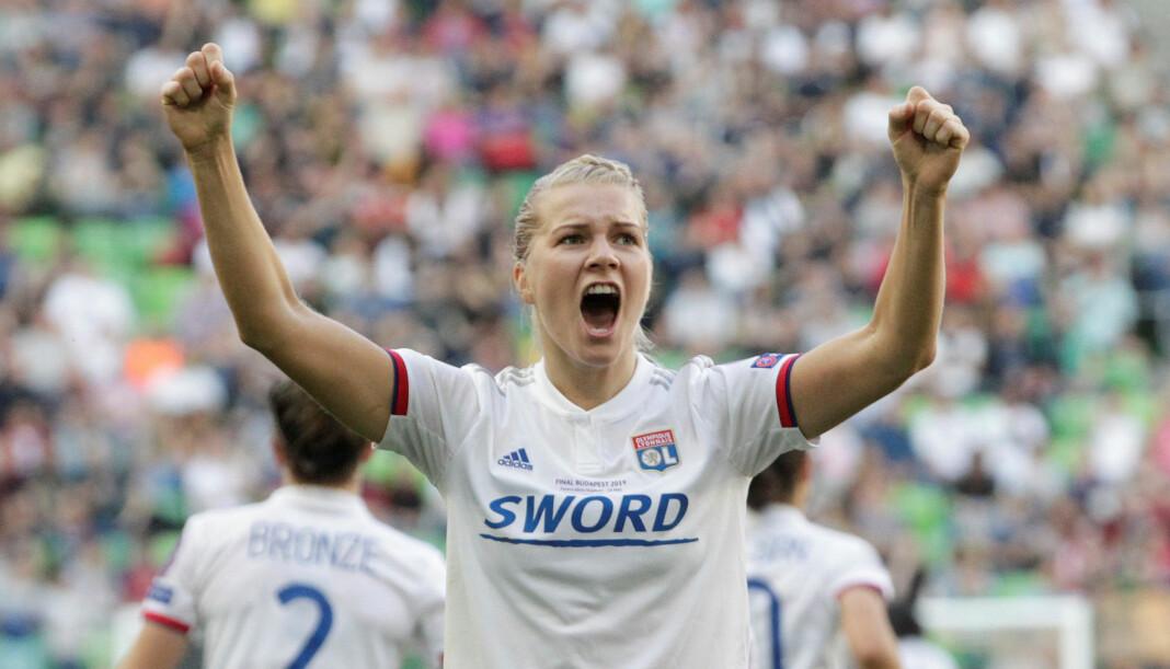 Josimars kvinnefotballspesial, der blant andre Ada Hegerberg ble intervjuet, utløste en større debatt etter at hun kom med kritikk av Norges Fotballforbund.