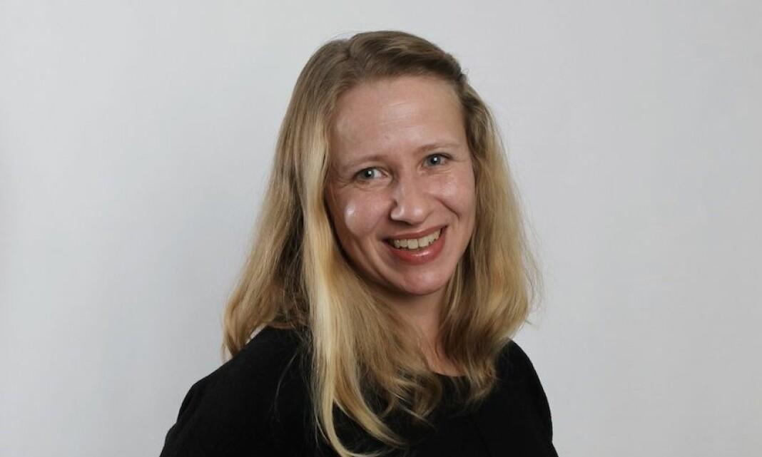 Ansvarlig redaktør Helene Pahr-Iversen blir også daglig leder