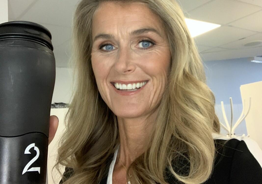 Siren Helen Henschien, journalist i TV 2 Nyhetene.