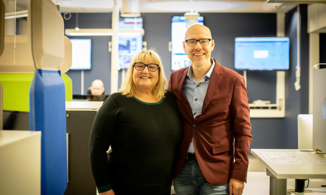 Kjell Rune Henriksen blir eneleder i Harstad Tidende