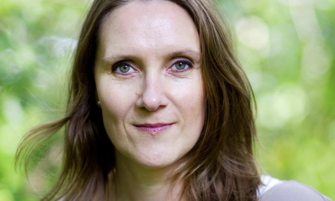 Eva Stenbro er takknemlig for droneteknologien: – Jeg får angst av å stå i en gardintrapp